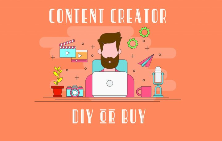 Content Creator: Should YOU DIY or BUY